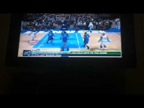 How to get Aba ball in NBA 2k10