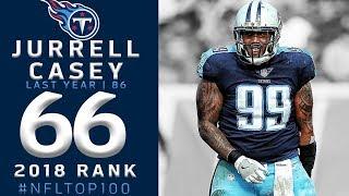 #66: Jurrell Casey (DE, Titans) | Top 100 Players of 2018 | NFL