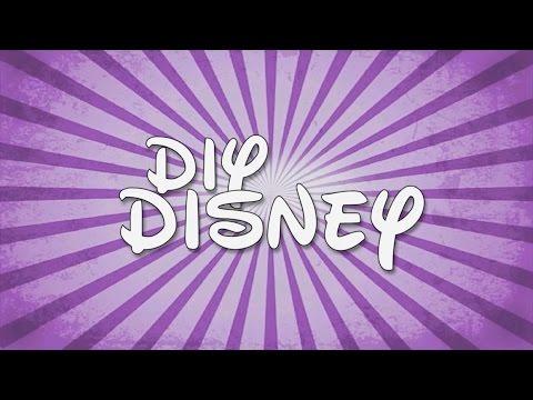 DIY Disney Series Intro - Whitney Sews
