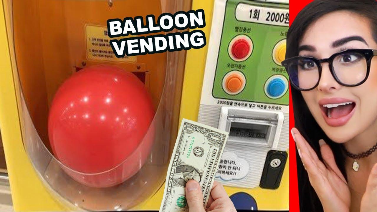 Weird Vending Machines You've Never Seen Before