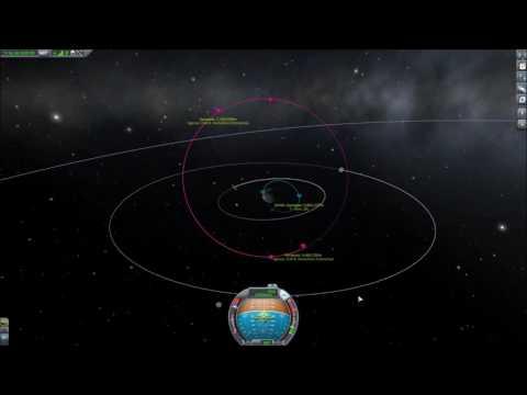 KSP 1.2 Career S2 E9 Polar Satellite Launch