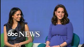 Inside Meghan Markle and Princess Kate