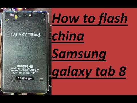 How to flash china Samsung galaxy tab 8 (Board id  M706 MB V5 .2)  & free firmware download