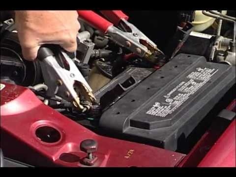 How To Charge & Test Your Car Battery - AutoZone Car Care