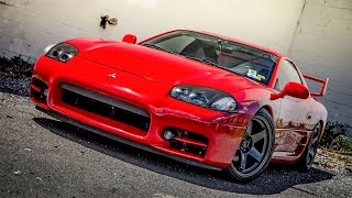 CHASING PERFECTION - How An Abandoned Mitsubishi 3000GT VR4 Became My Dream Car