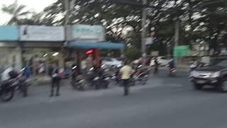 Walking street Angeles City Philippines. Sexy girls, Crazy Guys. Wild bars.