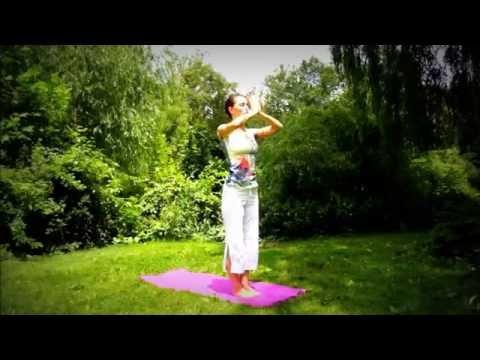 Yoga & Ayurveda: yoga to balance the pitta dosha (i.e to chill you out!)