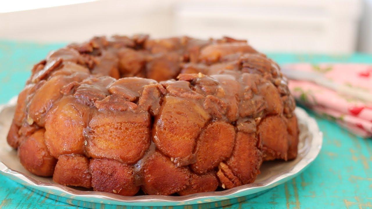 Secret Monkey Bread with Pecans & Caramel - Gemma's Bigger Bolder Baking Episode 8 - Gemma Stafford