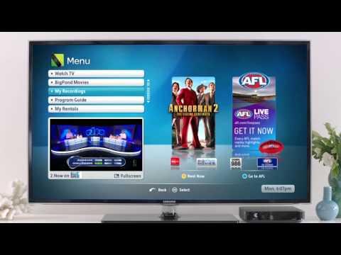 Telstra Foxtel T Bundel Sharing