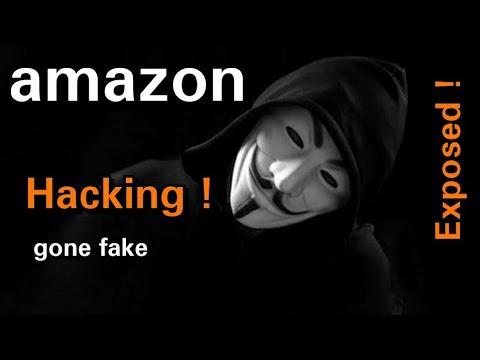 Amzon hacking gone fake | Exposed !