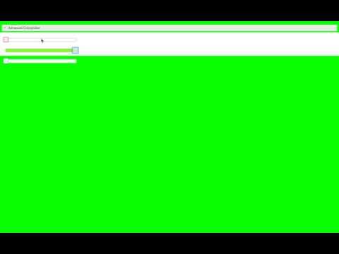 jQuery-UI | Slide / Colorpicker