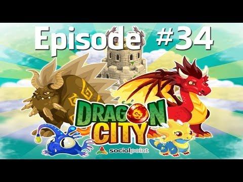 Dragon City - Episode #34 Hiring Friends