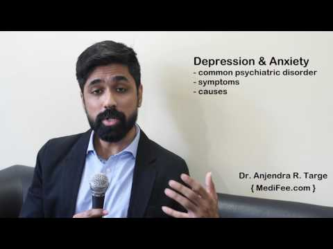 Depression & Anxiety - Symptoms, Causes and Treatment