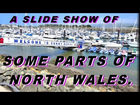 NORTH WALES IN PART.-THE SLIDE SHOW