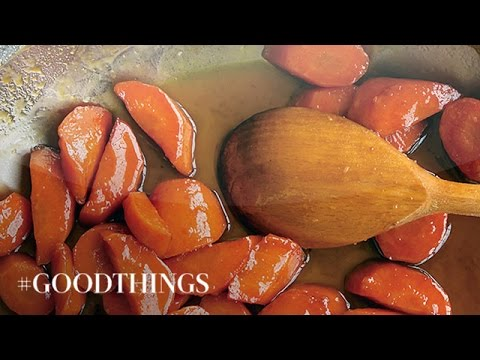Good Things: Three Sweet Sides for a Thanksgiving Meal - Martha Stewart
