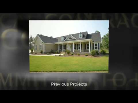 Custom Home Builders Aiken SC