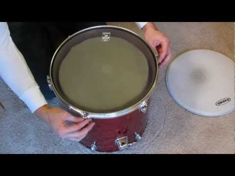 DIY Electric Acoustic Drum Triggers Tutorial for eDrums