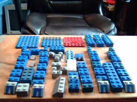 How to make LEGO Pokemon: Dialga