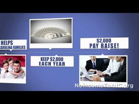 No Income Tax NC