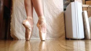 My Grishko 2007 Pointe Shoes!