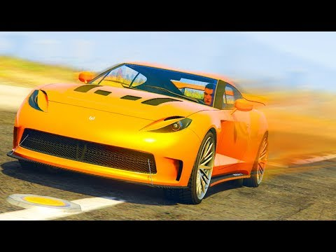 GTA 5 Online - TOP 5 CARS THAT ARE FASTER THAN THEY SHOULD BE IN GTA 5 ONLINE! (Top 5 Fastest Cars)