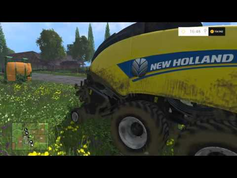 Farming Simulator 15??MAYBY BETTER TO SEED CANOLA AND GET MORE MONEY
