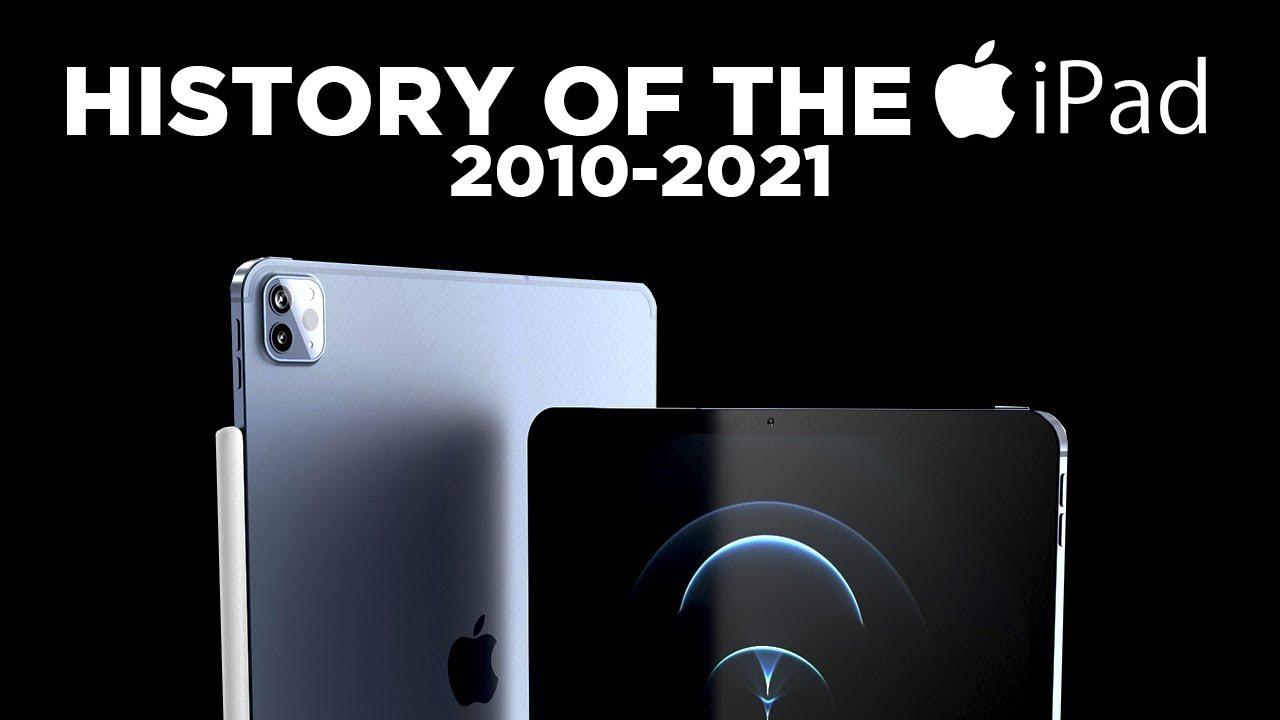 History of the iPad