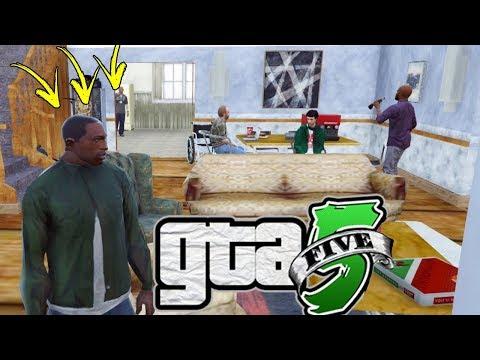 CASA DO CJ MOD: DE VOLTA A GROVE - GTA V PC MOD