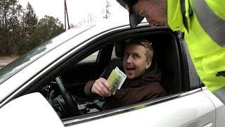 Kai sustabdo policija   TIPAI