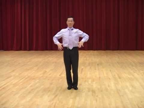Basic Technique for Standard Ballroom Dancing