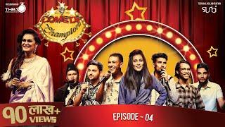 Comedy Champion - Episode 4