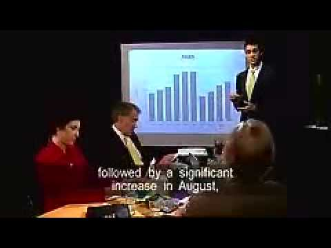 Business English 08   Graphs and Trends