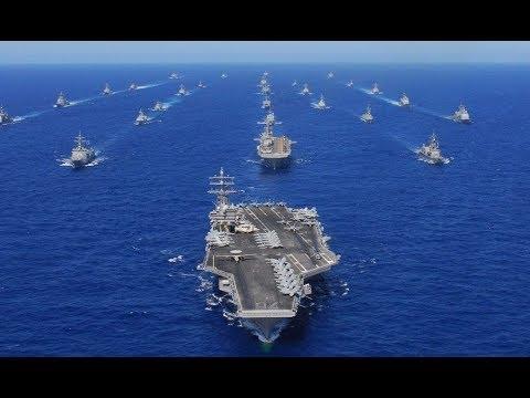 RIMPAC 2018 I U.S. Navy Announces 26th Rim of the Pacific Exercise