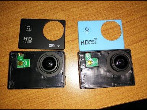 SJ4000 Wifi Fake VS SJ4000 WiFi Real
