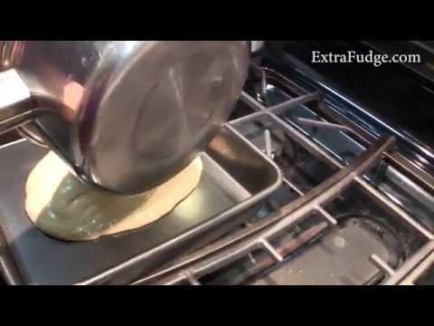 How to make Halva - The recipe that works!  (Halwa)
