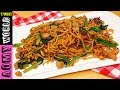 Easy Stir Fry Noodles with Ground Pork Recipe | AOMYWORLDtube