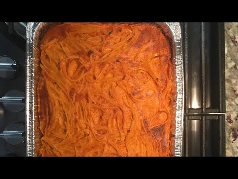 How to make Spaghetti with Ground Beef