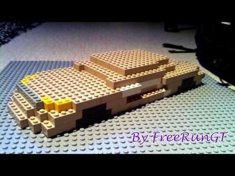 Lego Street Racing High-End Tuning Car