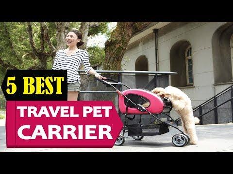 5 Best Travel Pet Carrier 2018 | Best Travel Pet Carrier Reviews | Top 5 Travel Pet Carrier