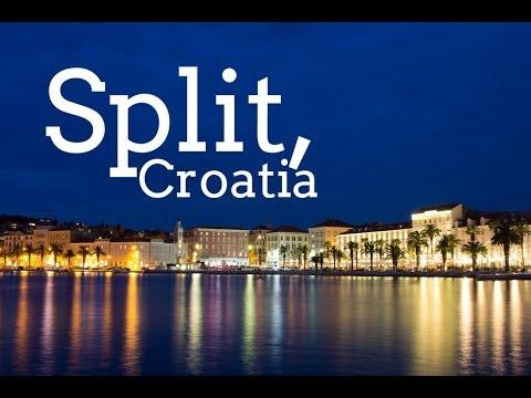 Split, Croatia and a Day Trip to Brac Island