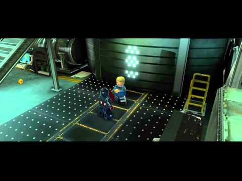 LEGO Marvel Super Heroes - Snakes on a Plane Reference