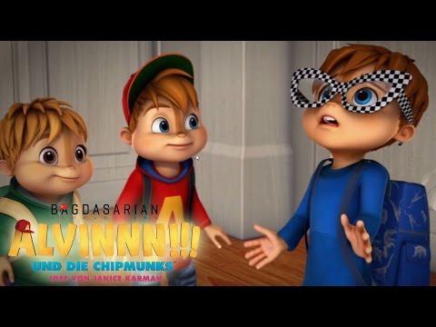 Alvinnn!!! Und die Chipmunks - Gemeinsam sind wir stark (Trailer)