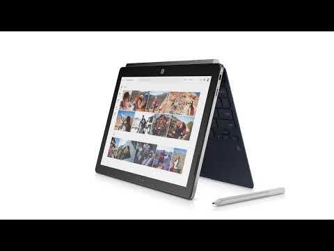 HP Chromebook x2 2-in-1 tablet