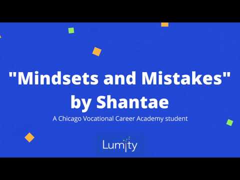 Mindset and Mistakes