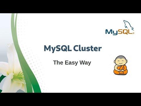 CentOS 7: Set up MySQL Cluster the easy way