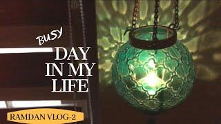 Busy day in my life I Ramadan vlog I Chicken muffins I Impex OTG