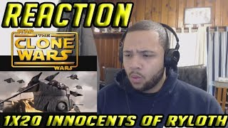 Star Wars: The Clone Wars Reaction Series Season 3 Episode 1