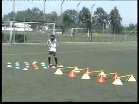 Soccer training for kids talent Hungary