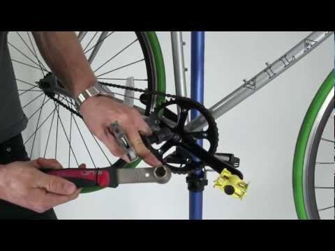 How To Remove A Crank Set