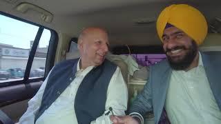 Governor Punjab CH Sarwar Yatra to Nankana Sahib on 550th janam Din